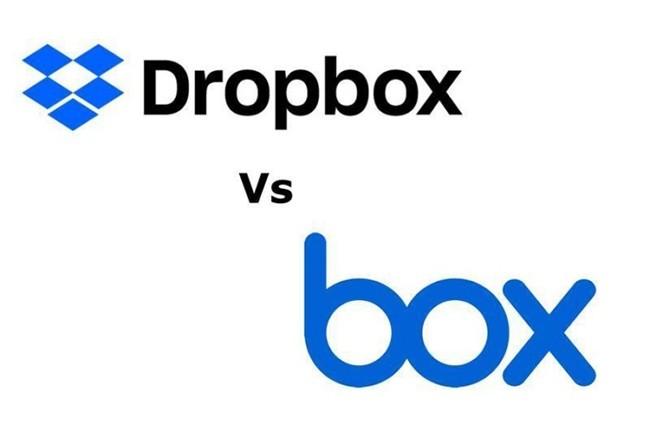 Une des différences entre les deux sociétés est que Dropbox se concentre sur le stockage alors que Box s'intéresse à la gestion de contenu. (Crédit : IDG)