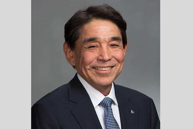 Yuichi Ishizuka a commencé sa carrière chez Canon en 1981. (Crédit : Canon)