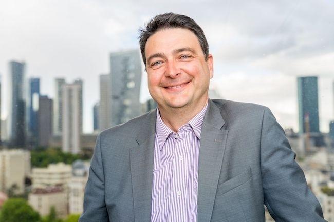 Theodore Vrangos, président et co-fondateur d'I-Tracing : « Notre volonté est de nous développer à l'international, notamment pour accompagner nos grands clients français. » (Crédit photo : D.R.)