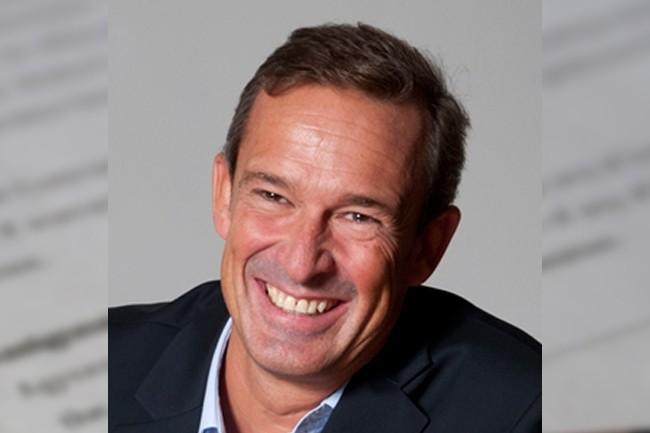 Olivier Breittmayer, directeur d'Exclusive Group, reste associé au tour de table organisé par Morgan Stanley et Natixis et va réinvestir près de 150 millions d'euros avec le reste des membres de la direction. (Crédit : Exclusive Group)