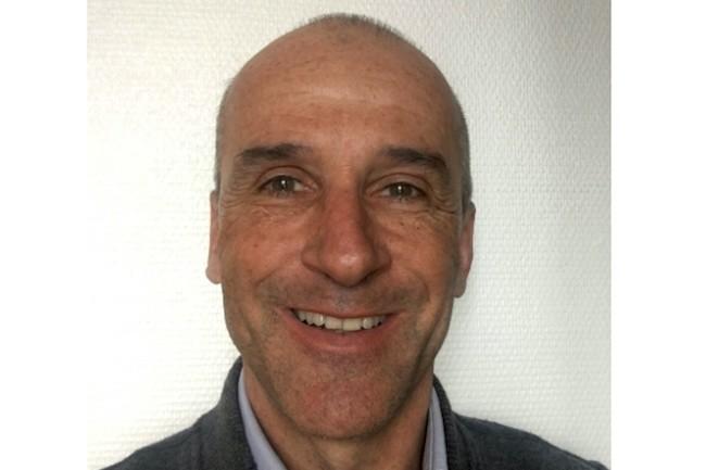 Pascal du Peloux �tait le directeur des ventes indirectes de Cegid avant de rejoindre Docuware. (Cr�dit photo : D.R.)