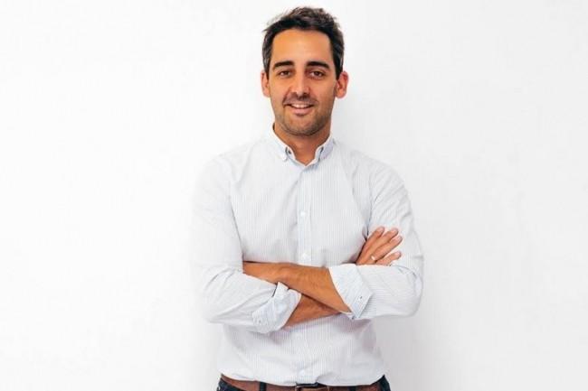 La jeune pousse madrilène Geoblink, pilotée par Jaime Sánchez-Laulhé  a développé une plate-forme SaaS d'analyse des données pour le secteur du retail et des foncières immobilières. Crédit. D.R.