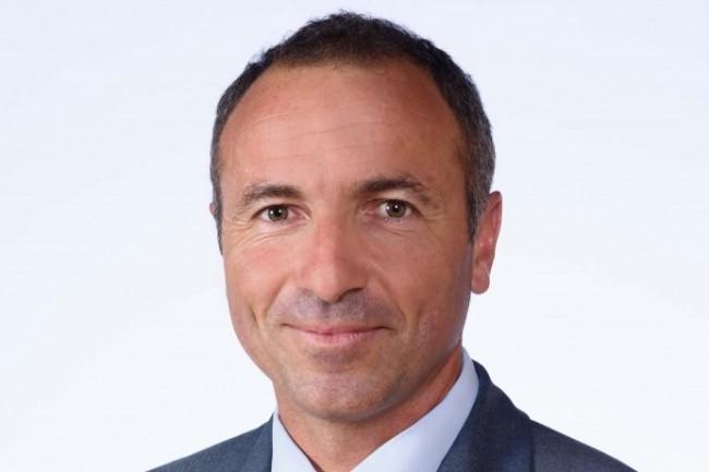 Serge Magdeleine, DG de Crédit Agricole TS, veut diviser par trois le temps de mise en production des projets pour les Caisses régionales (photo CATS).