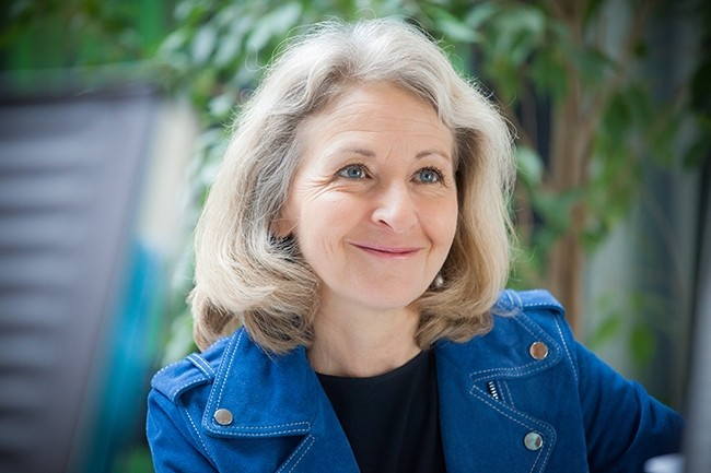 Laure de La Raudière s'engage en politique en 2007. Députée de la troisième circonscription de l'Eure-et-Loir depuis cette date, elle a vu passer trois présidents différents. (Crédit : Alexia Perchant pour LMI)