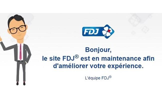 D'abord annonçant être en maintenance du site, samedi 14 avril, la FDJ a ensuite publié un autre message évoquant un incident technique interne qui a conduit la société à bloquer l'accès au site durant le week-end.