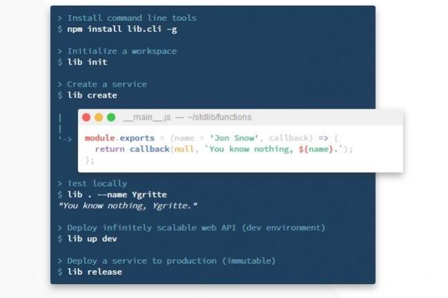 Le projet open source Stdlib montre que JavaScript peut se développer en dehors de son contexte web d'origine. (Crédit : Stdlib)