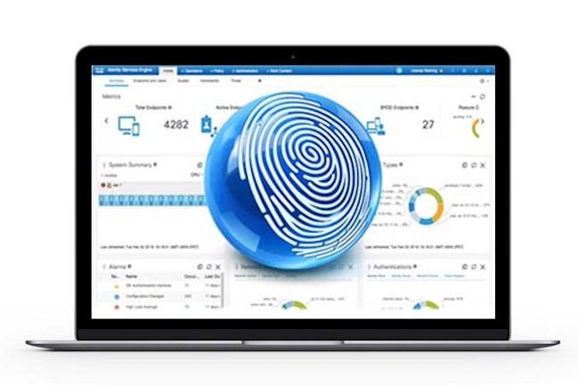 Contrôle d'accès, sécurité, et gestion IoT... Cisco répond à toutes ces problèmattique avec une extension de sa plateforme Identity Service Engine. 5crédit Cisco)