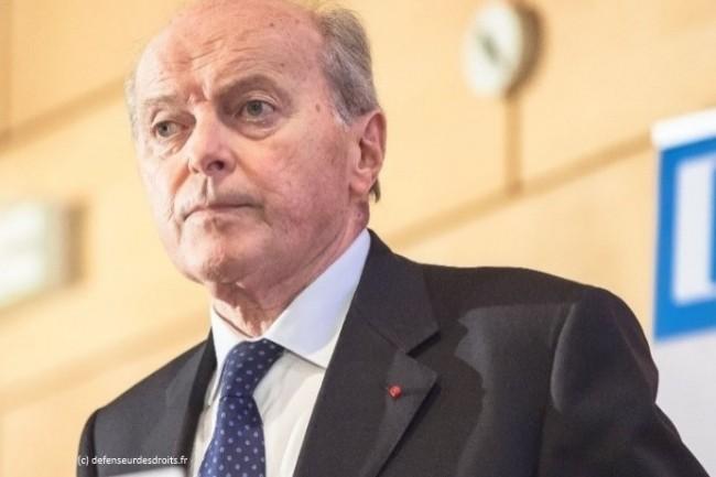 Jacques Toubon, D�fenseur des Droits, a publi� son rapport d�activit� 2017.