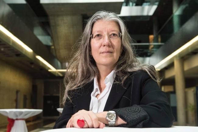 Isabelle Collet est Maîtresse d'enseignement et de recherche en sciences de l'éducation Groupe relations interculturelles et forme les enseignants au genre dans l'éducation (Crédit : Grife-ge)