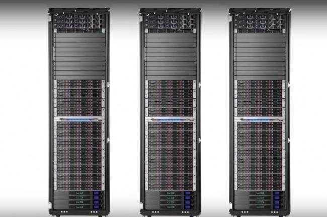 Les serveurs ProLiant Gen 10 pour Azure Stack bénéficient du service GreenLake Flex Capacity de HPE pour un paiement à l'usage. (Crédit : HPE)