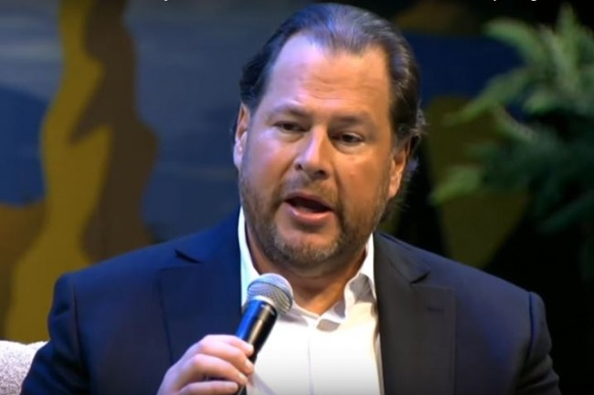 Salesforce annonce 2,2 milliards de dollars d'investissement en France