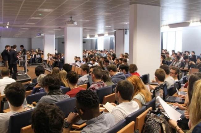 A l'ECE Paris, les étudiants du cycle « Cybersécurité Défensive » acquerront des compétences concrètes sur la cybersécurité des environnements Microsoft.  Crédit. D.R.
