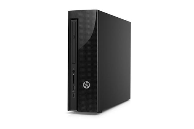 Pour un peu plus de 160 € HT, un MiniPC tel que le HP 260-a101 embarque un processeur AMD Quad-Core E2-7110, 4 Go de mémoire, 500 Go de stockage et une carte AMD Radeon R2.