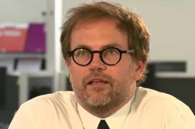 Jean-Marc Merriaux, nouveau directeur du numérique à l'Education nationale, a une double expérience de ce ministère et de la télévision à France 5 (photo Youtube).