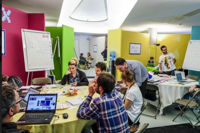 Ouvert a tous les porteurs de projets,  le hackathon « Innovation et autonomie » aura lieu à la « Seine Musicale » sur l'Île-Seguin à Boulogne les 21 et 22 juin 2018. Crédit. CD92/Jean-Luc Dolmaire