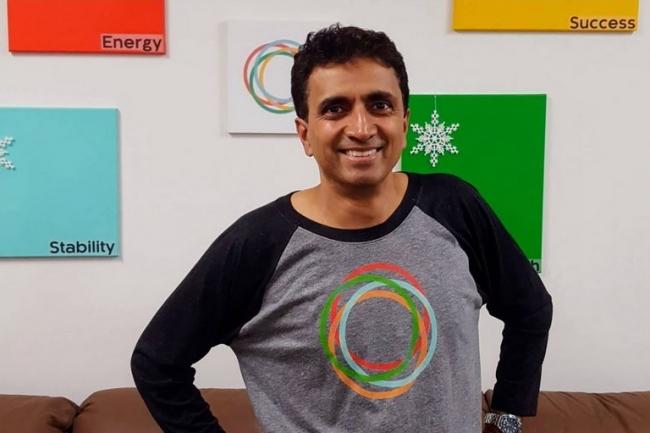 La start-up Parlo pilotée par Murali Subbarao conçoit des chatbots qui visent a alléger les tâches des collaborateurs dans l'entreprise. CRédit. D.R.