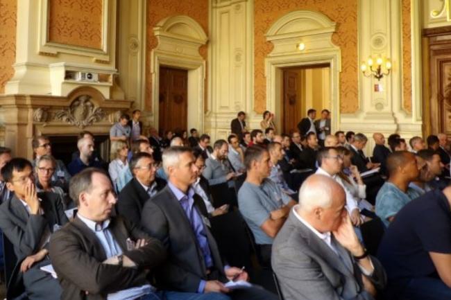 La CyberMatinée Sécurité à Lyon est réservée aux professionnels de la sécurité en entreprises, directeurs informatiques, métiers et direction générale. (crédit : IT News Info)