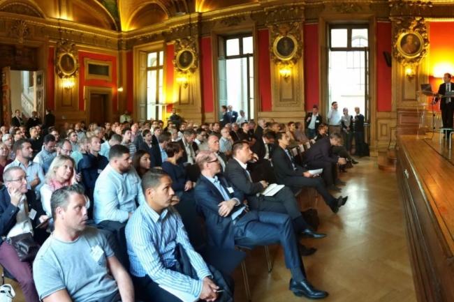 La CyberMatinée Sécurité à Bordeaux est réservée aux professionnels de la sécurité en entreprises, directeurs informatiques, métiers et direction générale. (crédit : IT News Info)