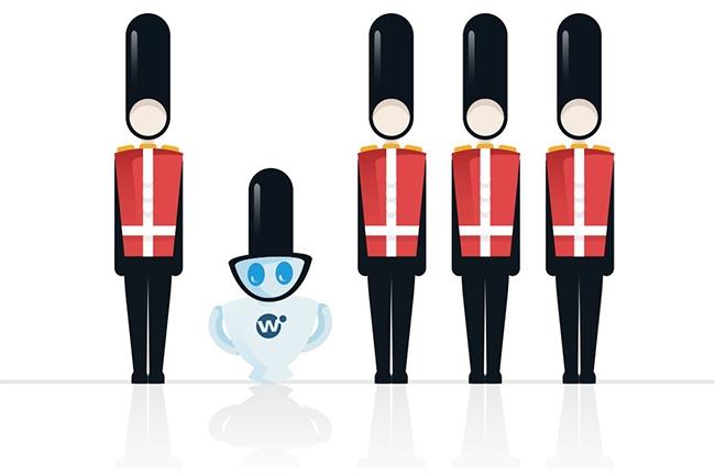 L'inauguration des bureaux britanniques de Witbe, situés dans Kentish Town au nord de Londres, aura lieu le 6 juin 2018. (Crédit : Witbe)