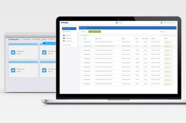 NetApp Cloud Volumes for Google Cloud Platform doit permettre de faciliter le déplacement des données entre environnements sur site et cloud. (crédit : NetApp)