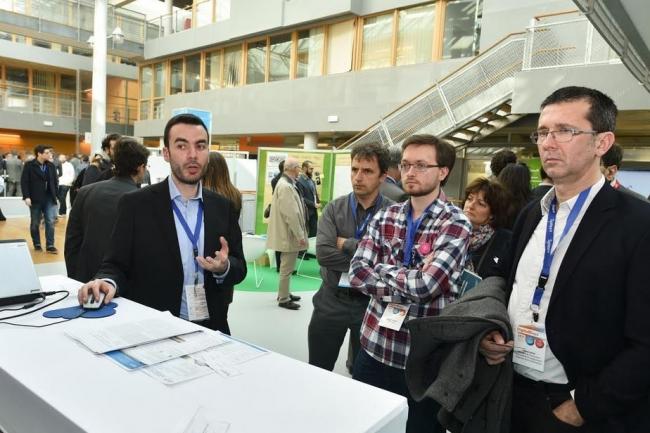 L'IRT SystemX (ci dessus le projet Smart Factory: Energy management systems) porte l'évènement DigiHall Day avec le pôle Systematic Paris-Region,  le CEA-List, Télécom ParisTech, Télécom SudParis et l'Inria. (crédit : Gil Lefauconnier/IRT SystemX)