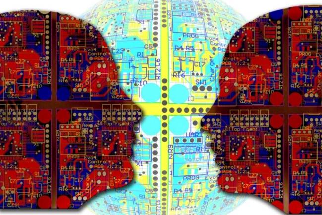 Les objectifs de Google, AWS et Amazon sont clairement centrés autour de l'IA. Qui va gagner ? (crédit : Pixabay)
