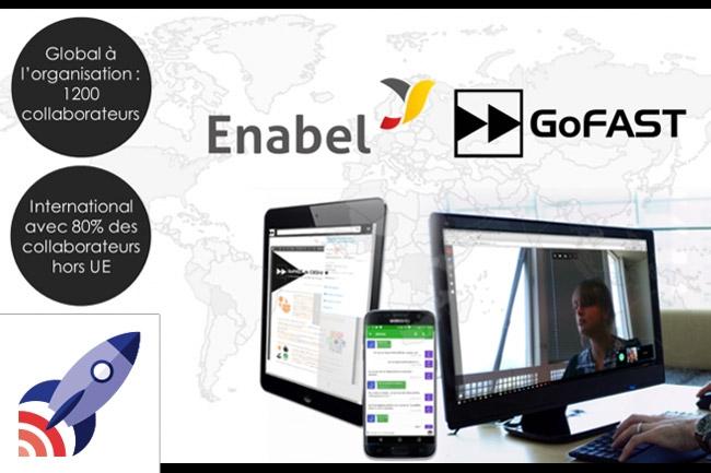 France Entreprise Digital : Découvrez aujourd'hui GoFAST Digital Workplace