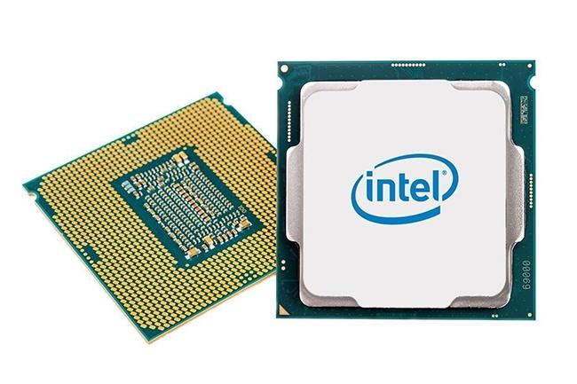 Intel a commencé à livrer de faibles volumes de son processeur Cannon Lake fabriqué en 10 nm. (Crédit : Intel)
