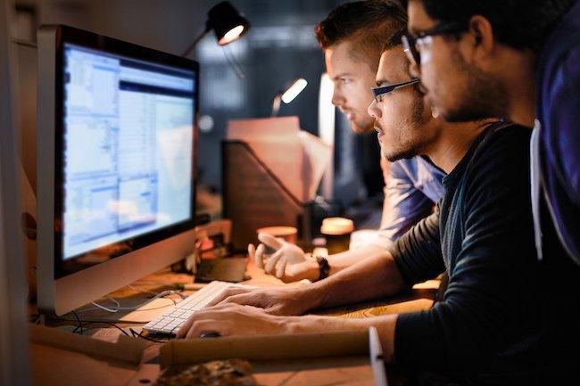 DataScience.com apporte un ensemble d'outils et des capacités d'apprentissage machine intégrées à la plateforme cloud d'Oracle. (Crédit Oracle)