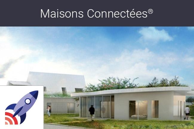 France Entreprise Digital : Découvrez aujourd'hui Maisons Connectées