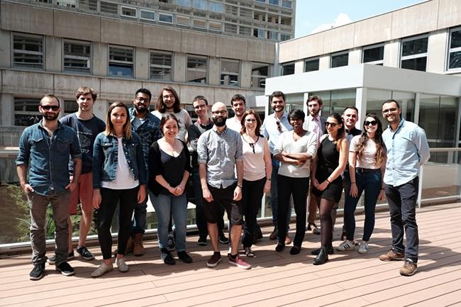 L'équipe de 365Talents est basée à Lyon (siège social) et à Paris. La levée de fonds va lui permettre de quasiment doubler ses effectifs actuels. (Crédit : 365Talents)