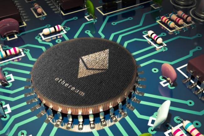Ethereum Virtual Machine peut exécuter du code algorithmique complexe. (crédit : Pixabay)