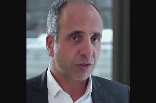 « Dans notre métier, la présentation des données est devenue cruciale », explique Fabrice Haccoun, le CEO d'Advanced Schema. Crédit photo : D.R.