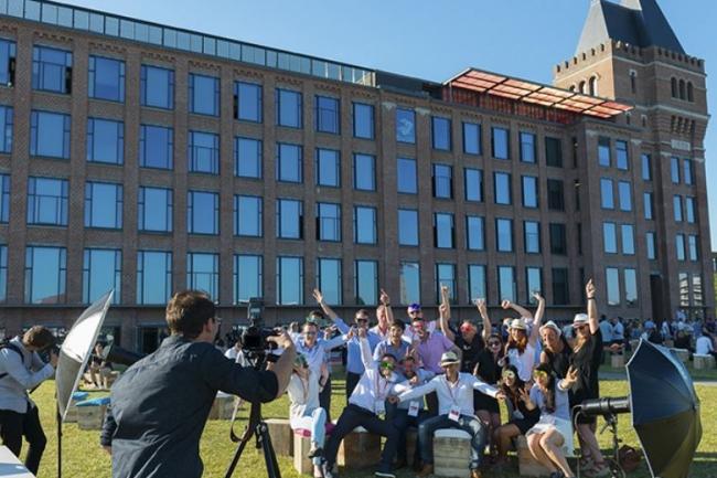 Organisé à Lille sur le campus d'Euratechnologies, l'évènement EuraTech'Day Summer met à l'honneur des start-ups de la tech prometteuses. Crédit. D.R.