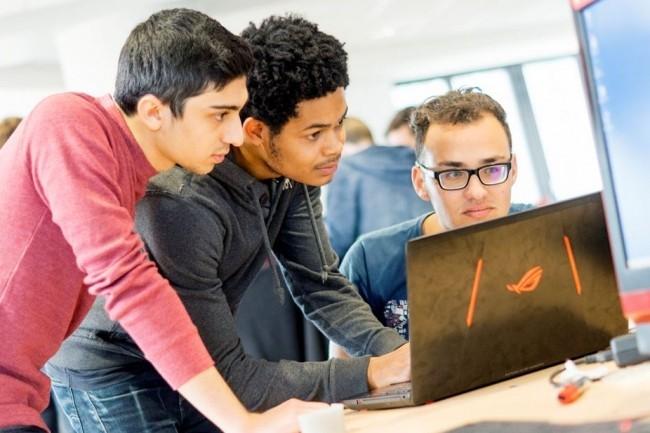 L'ESilv s'est associée à l'Ecole polytechnique pour pallier le déficit d'ingénieurs de haut-niveau en data sciences. (Crédit : D.R.)