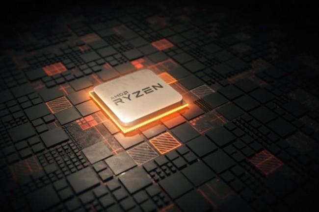 Les prochaines puces AMD Ryzen sont apparus sur le site du fournisseur de cartes mères ASRock. (Crédit AMD)