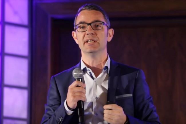 Avant de prendre la direction générale de VMware France, Anthony Cirot a été directeur de la BU cloud d'IBM France. (crédit : D.R.)