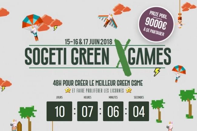 Durant les Sogeti Green X Games, les candidats r�fl�chiront pendant deux jours sur l��cologie en d�veloppant des applications ludiques. Cr�dit. D.R.