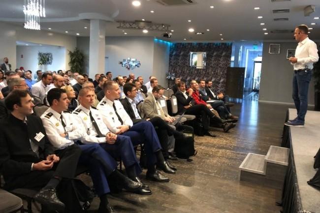 Après Lyon le 31 mai, c'est à Bordeaux que les rédactions du Monde Informatique et de CIO se rendent pour la Cybermatinée Sécurité le 29 juin au siège de Bordeaux Métropole. (crédit : S.L.)
