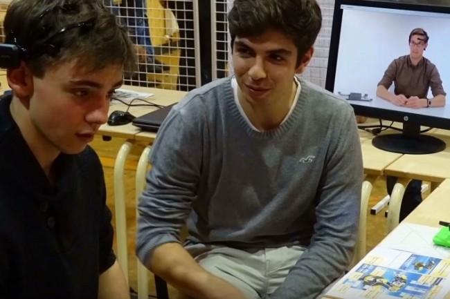 Les étudiants de l'Icam recourent à des applications gourmandes en ressources tel que les applications de CAO/DAO. (crédit : D.R.)