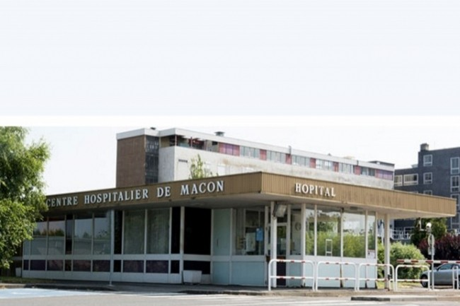 Le CH Mâcon avait besoin de mettre à niveau son infrastructure pour se préparer à devenir cœur du groupement hospitalier de territoire de Bourgogne Méridionale. (Crédit D.R.)