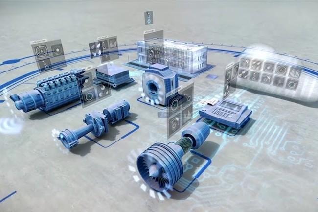 Les jumeaux numériques sont employés dans l'industrie aéronautique poru simuler l'interaction des pièces. (Crédit D.R)