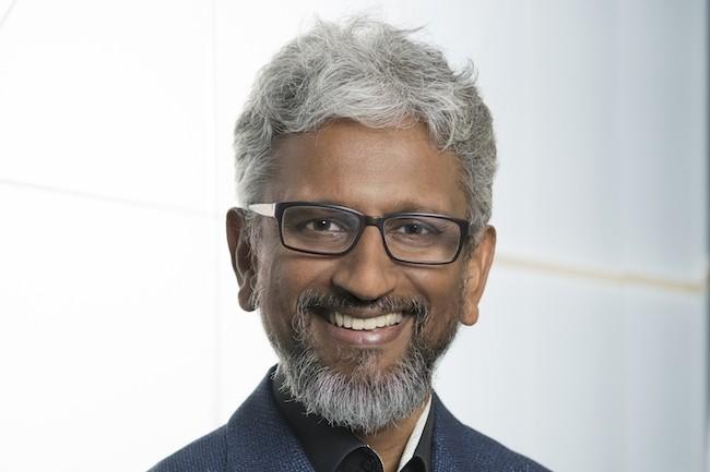 Transfuge d'AMD, Raja Koduri est désormais en charge du programme GPU d'Intel (Crédit: Intel)