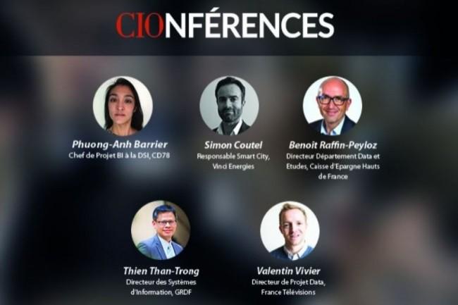 « Data Innovation : de la préparation des données au prédictif » sera le thème de la CIOnférence du 21 juin 2018. (crédit : CIO)