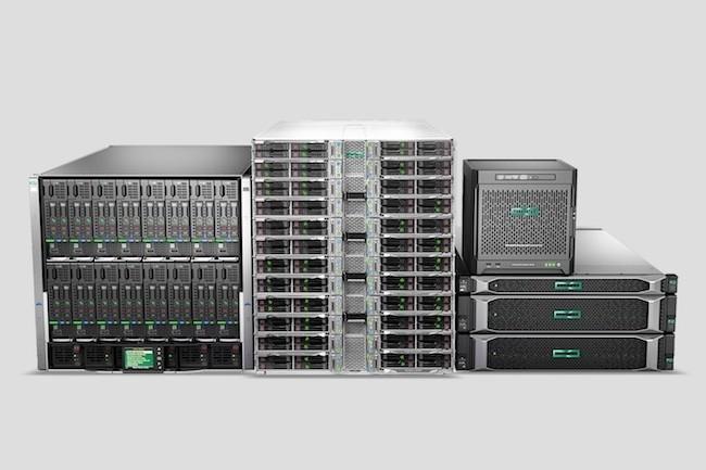 HPE reste le numéro un incontesté des serveurs en EMEA devant son concurrent Dell. (Crédit D.R.)