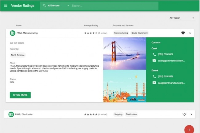 Après Microsoft pour les clients d'Office 365, Google pousse une app de développement low-code pour les utilisateurs de G-Suite. (Crédit D.R)