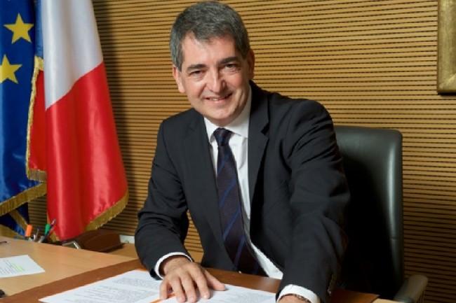Pour Jean Rottner, président de la Région Grand Est (ci-dessus), le lancement de l'Accélérateur PME s'inscrit dans une logique de soutien aux entreprises de son territoire. Crédit. D.R.