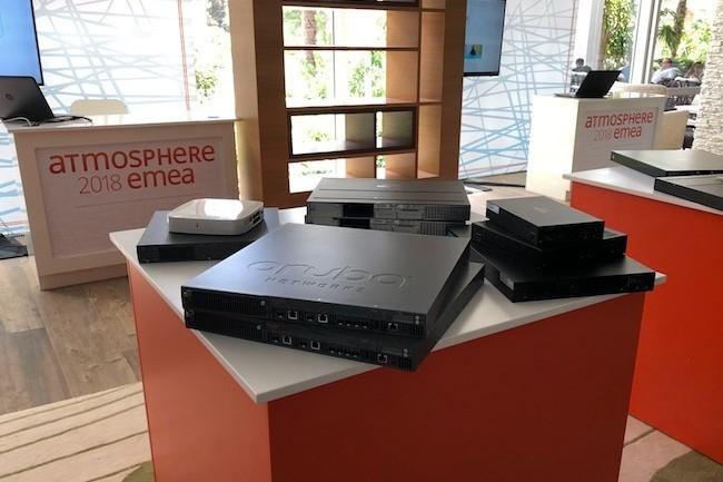Au coeur de la stratégie réseau de HPE, Aruba Networks profitera en premier lieu des investissements de sa maison mère. (Crédit S.L.)