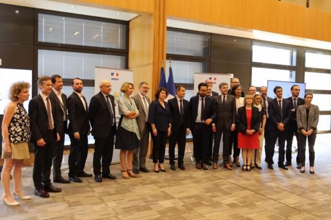 Pour améliorer le service public, 17 projets se voient dotés de 126 M€ de fonds. Parmi eux, France Connect dans sa phase 2 et France Cloud, portés par la Dinsic. (Crédit : Modernisation.gouv.fr)