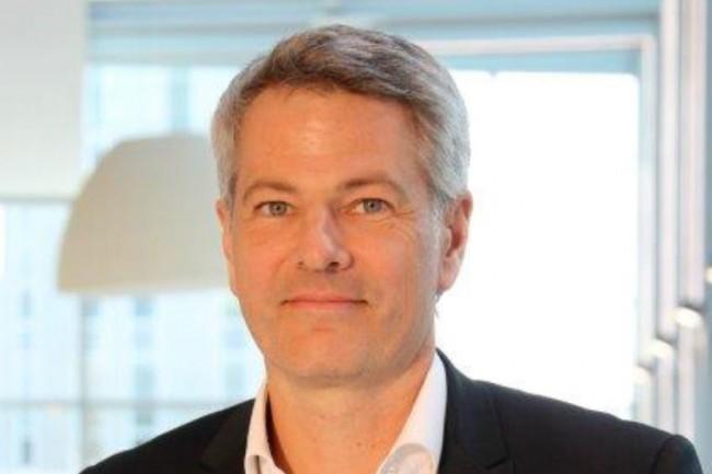 Guillaume de Lavallade, directeur général d'Hub One, a pris ses fonctions fin mai 2018 en remplacement de Patrice Belie parti chez Adista. (crédit : D.R.)